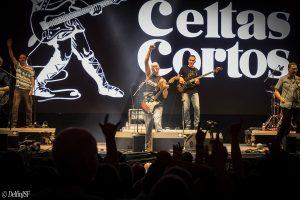 CELTAS CORTOS – MAGO DE OZ #PILARES2018, DelfínJSF