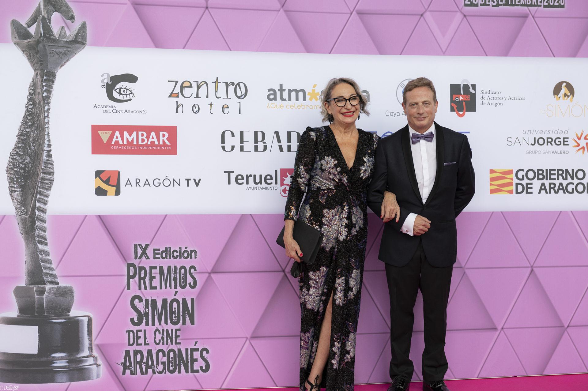 IX PREMIOS SIMÓN DEL CINE ARAGONÉS, DelfínJSF