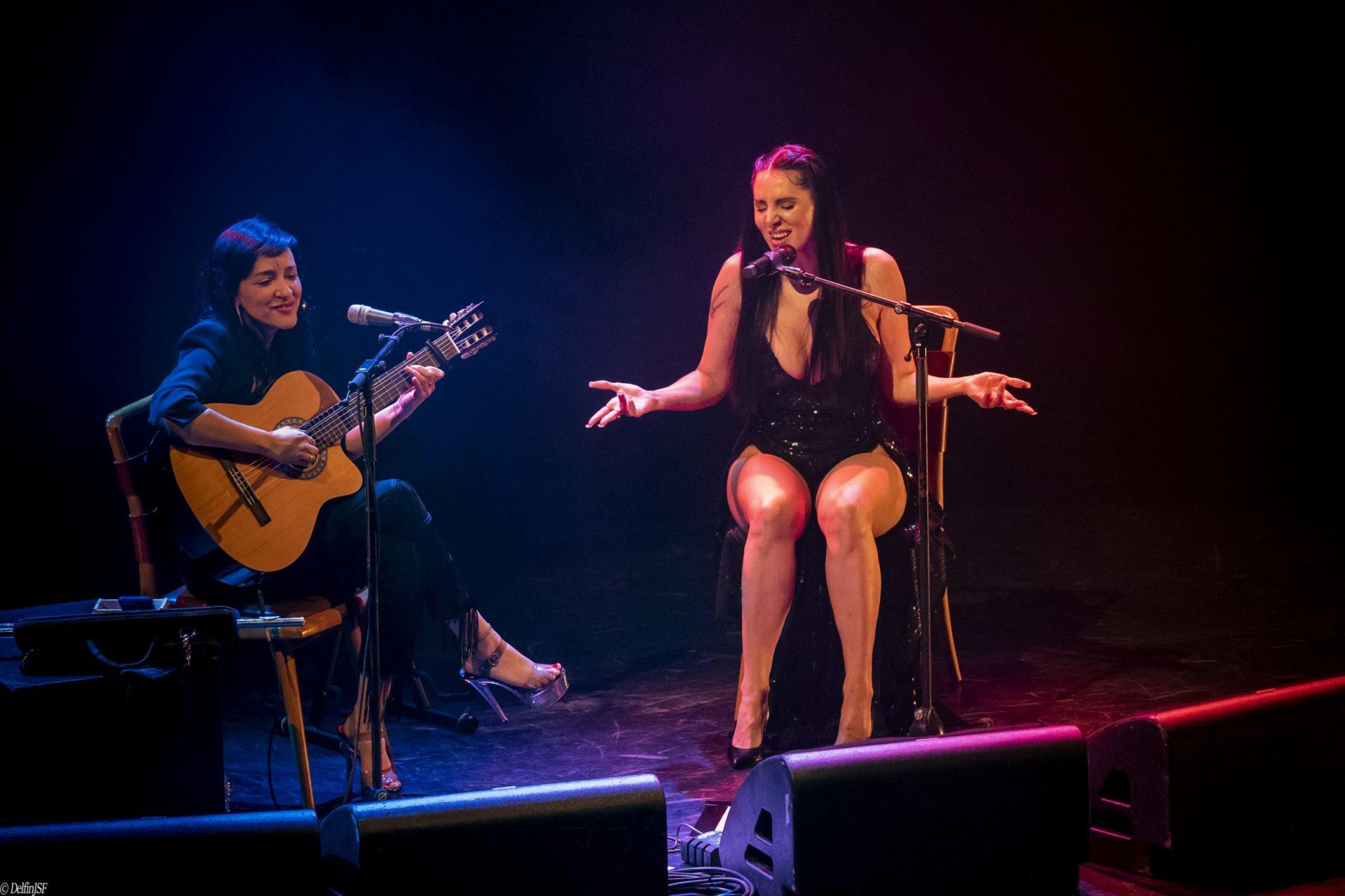 Mala Rodriguez #AuditorioZaragoza, DelfínJSF